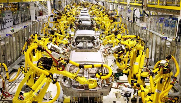 Los Efectos De La Automatizacion Industrial En Las Fabricas